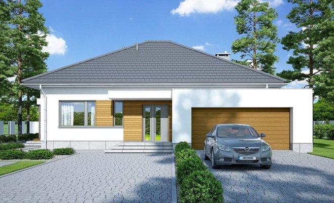 projekt Kalwados modern